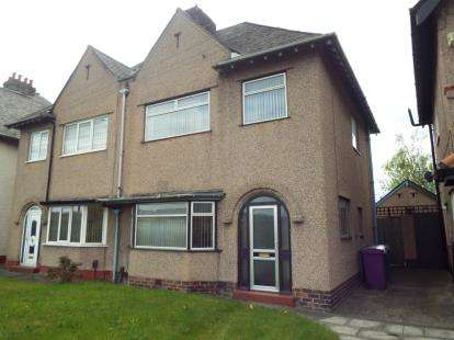 3 Bedrooms Semi Detached House for sale in Mersey Cottages, Speke Road, Liverpool, Merseyside, L19