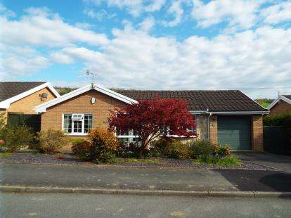 2 Bedrooms Bungalow for sale in Tan Y Bryn, Pwllglas, Ruthin, Denbighshire, LL15