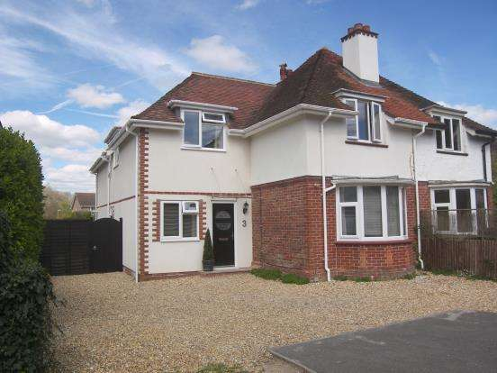 4 Bedrooms Semi Detached House for sale in Rowland's Castle, Hampshire