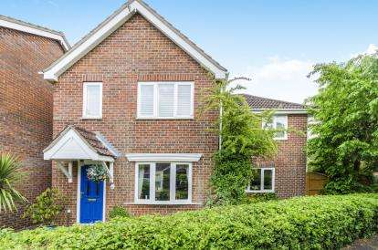 3 Bedrooms Detached House for sale in West Totton, Southampton, Hampshire