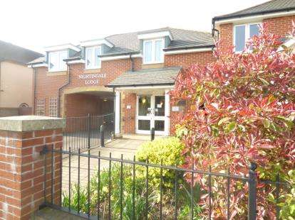 2 Bedrooms Retirement Property for sale in 15 Padnell Road, Waterlooville, Hampshire