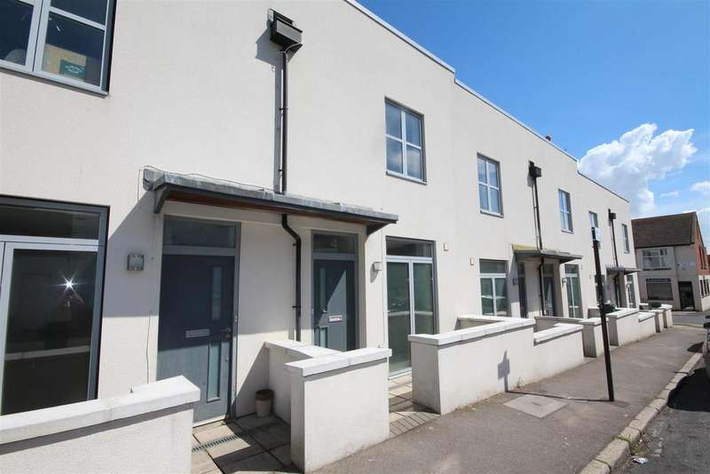 3 Bedrooms Terraced House for sale in Sussex Row, Kemp Town, Brighton