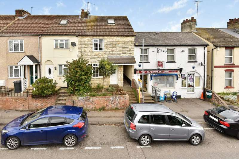 3 Bedrooms End Of Terrace House for sale in Constitution Hill, Snodland