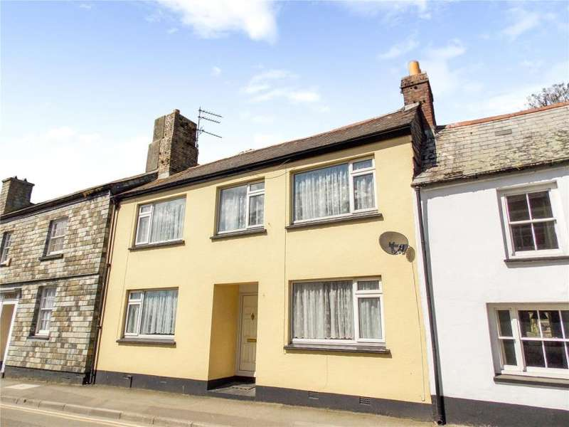 4 Bedrooms Terraced House for sale in West Street, Liskeard, Cornwall