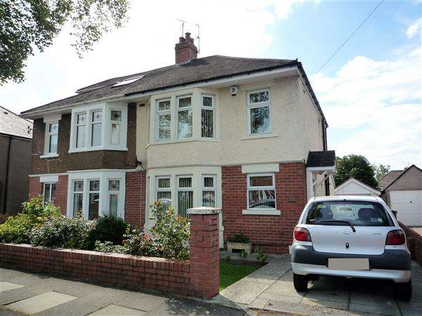 3 Bedrooms House for sale in Heathway, Heath, Cardiff