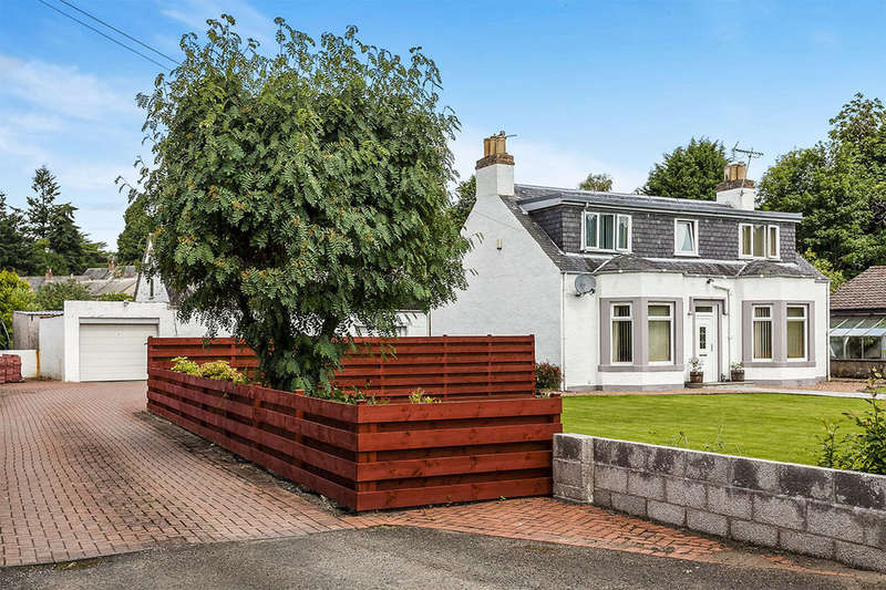 3 Bedrooms Detached House for sale in Kirkland Cottage Victoria Street, Blairgowrie, PH10