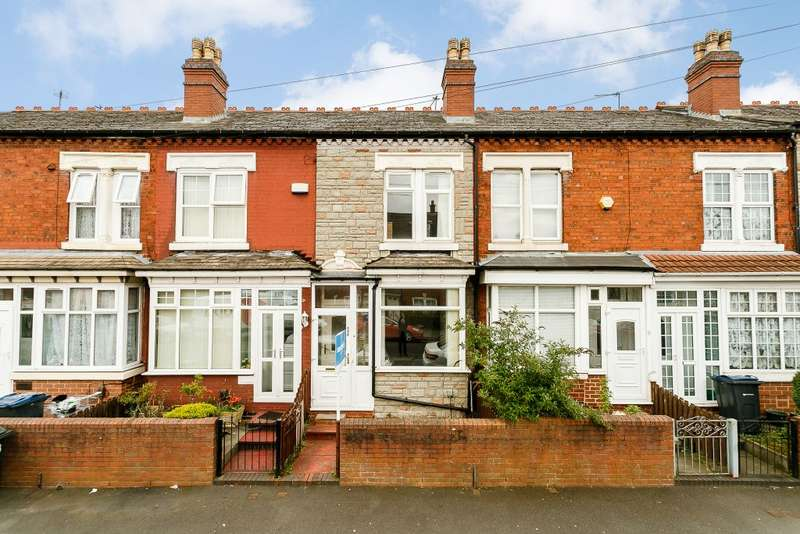 3 Bedrooms Terraced House for sale in Shenstone road, Birmingham, West Midlands, B16