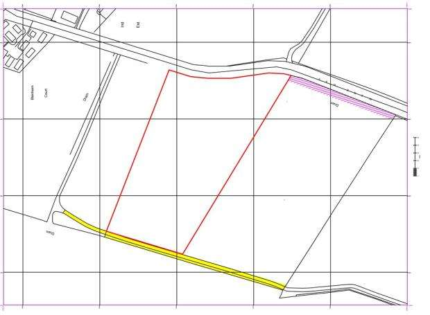 Land Commercial for sale in Plot 2, Land At, Mere Way