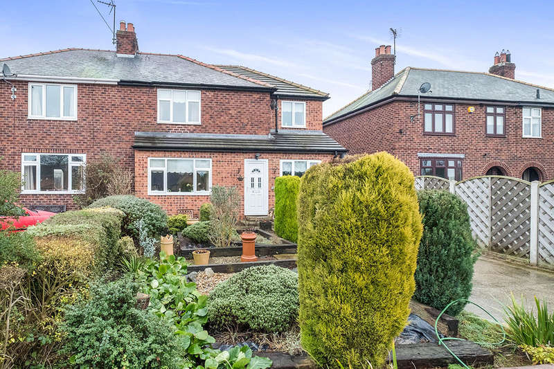 3 Bedrooms Semi Detached House for sale in Old Blyth Road, Ranby, Retford, DN22