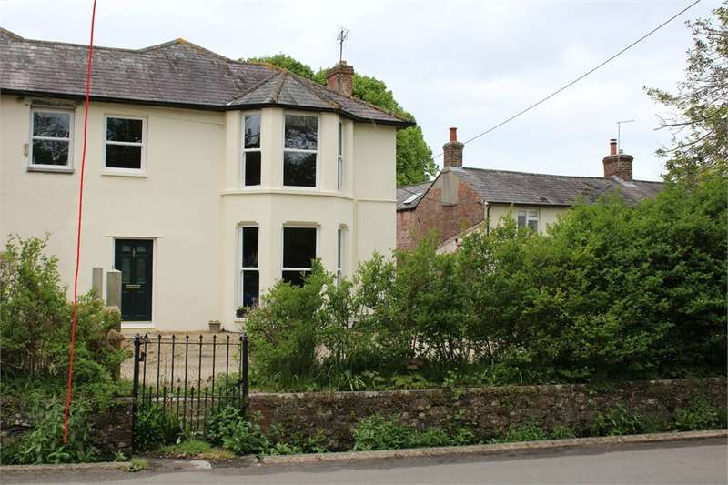 4 Bedrooms Semi Detached House for sale in High Street, Wool, Wareham, Dorset
