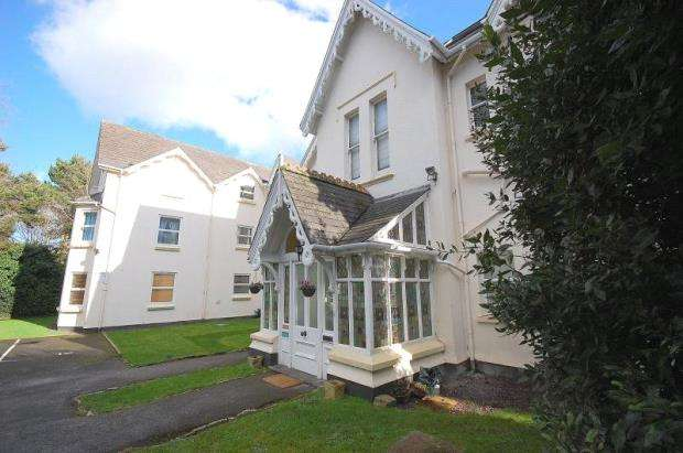 2 Bedrooms Flat for sale in Dean Park, Bournemouth, BH1