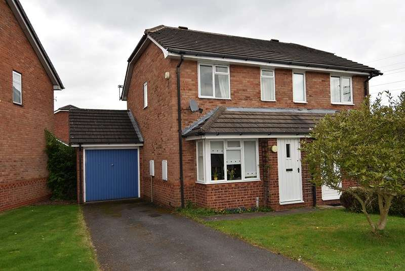 2 Bedrooms Semi Detached House for sale in York Close, Bournville, Birmingham