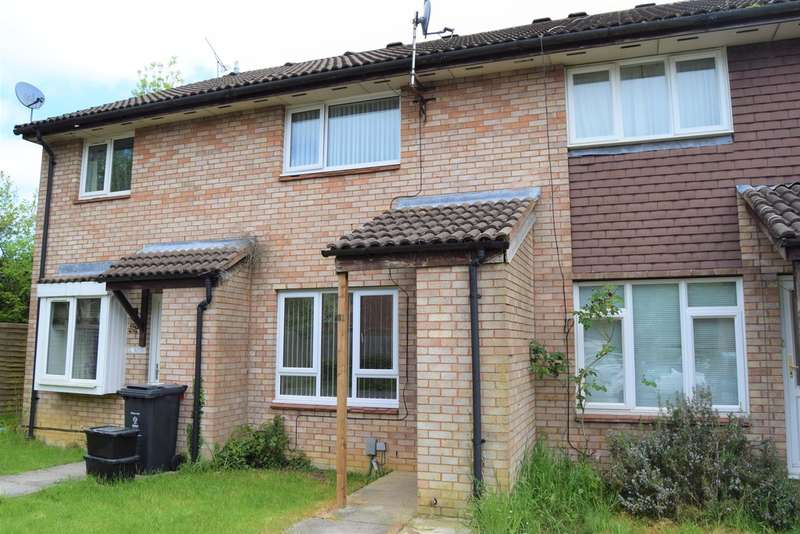 2 Bedrooms Terraced House for sale in Chandos Close, Grange Park