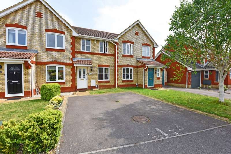 2 Bedrooms Terraced House for sale in Whitby Close, Farnborough, GU14