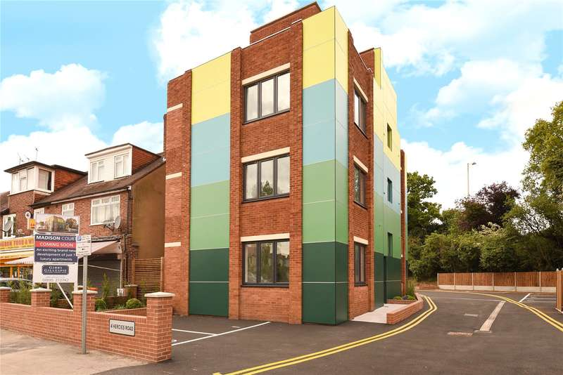 2 Bedrooms Penthouse Flat for sale in Madison Court, 4 Hercies Road, Hillingdon, Middlesex, UB10
