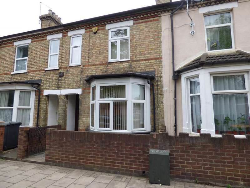 3 Bedrooms Terraced House for sale in Westbourne Road, Bedford, MK40 4LB