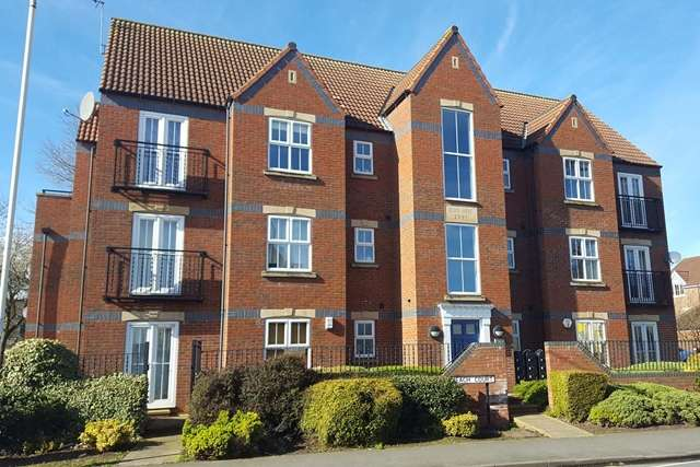 2 Bedrooms Apartment Flat for sale in 11 Beach Court, Anlaby HU10 6RG. Very well presented 2 bed top floor apt in Anlaby.