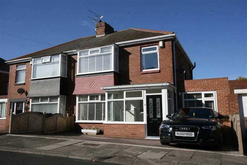 4 Bedrooms Property for sale in Glanton Road, North Shields, Tyne And Wear, NE29