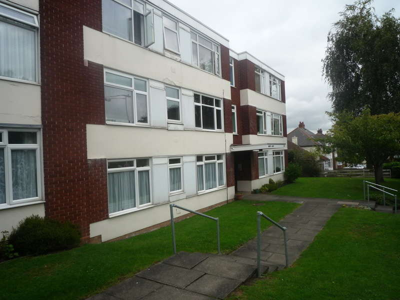 2 Bedrooms Apartment Flat for sale in Arden Court, Kingsbury Road