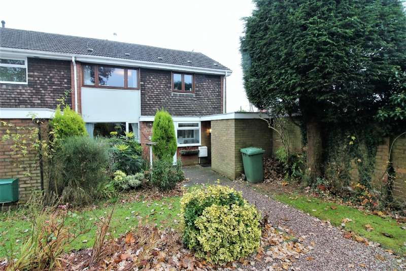 2 Bedrooms Flat for sale in Bridgnorth Grove, Summer Hayes