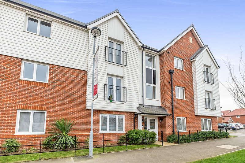2 Bedrooms Flat for sale in Vellum Drive, Sittingbourne, ME10