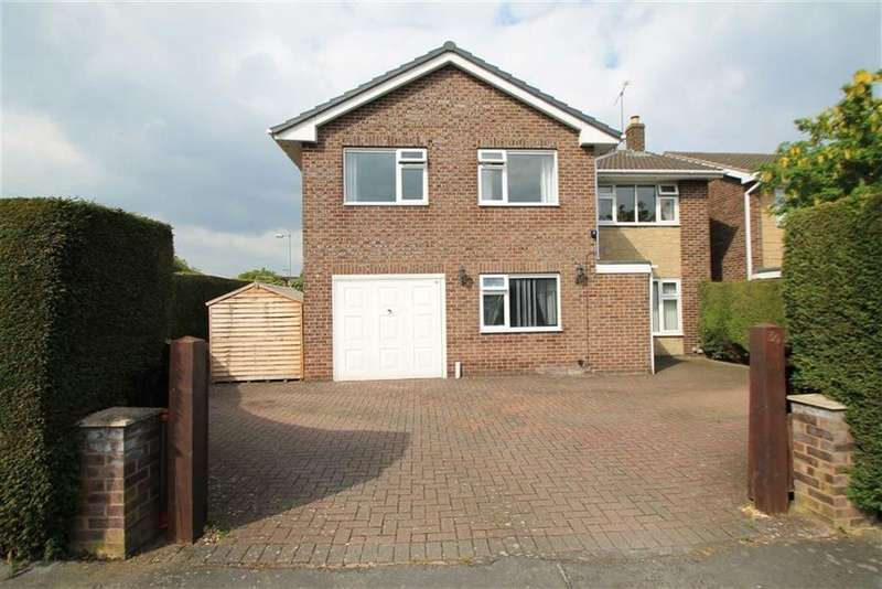 5 Bedrooms Detached House for sale in Sherwell Avenue, Wrexham, Wrexham