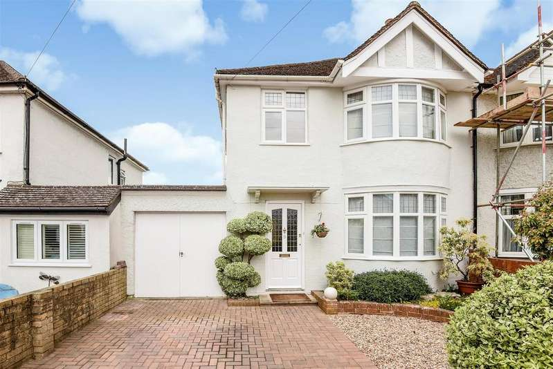 2 Bedrooms Semi Detached House for sale in Langley Close, Headington, Oxford