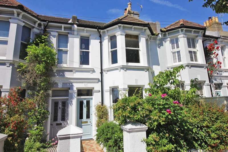 4 Bedrooms Terraced House for sale in Havelock Road, Brighton BN1