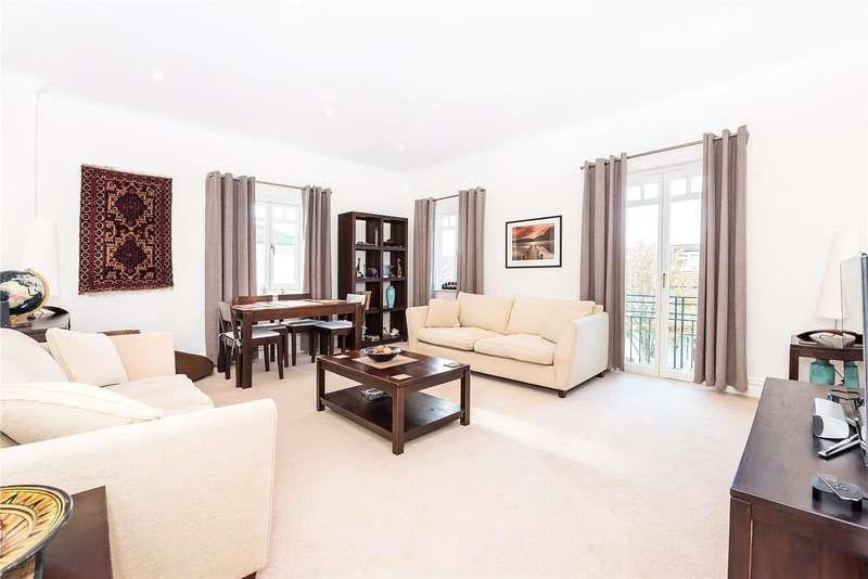 3 Bedrooms Flat for sale in Cambridge Road, East Twickenham, TW1