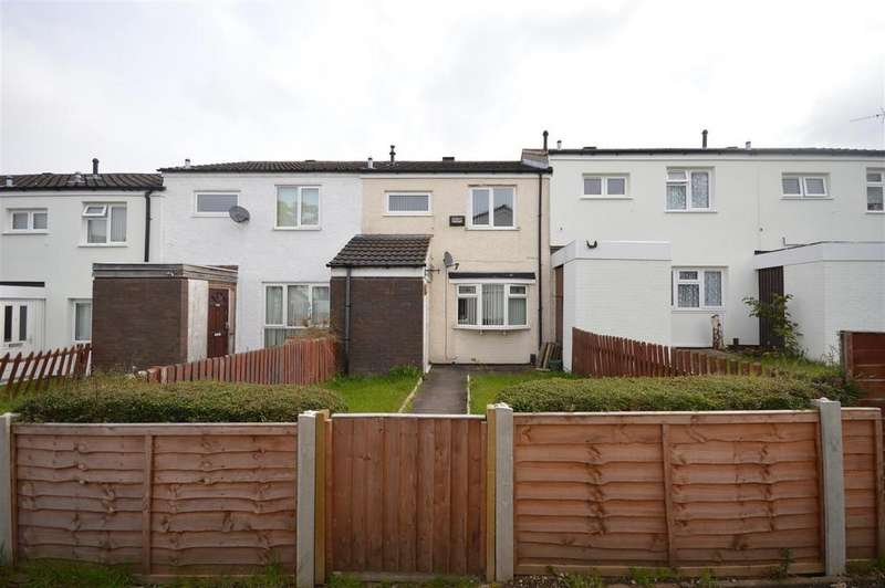 3 Bedrooms Terraced House for sale in Durham Croft, Birmingham