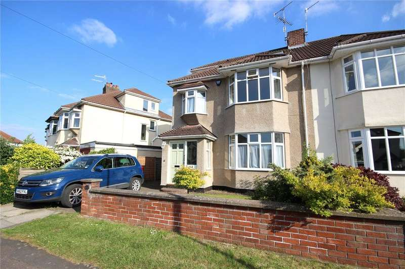 4 Bedrooms Semi Detached House for rent in Abbey Road, Westbury On Trym, Bristol, BS9