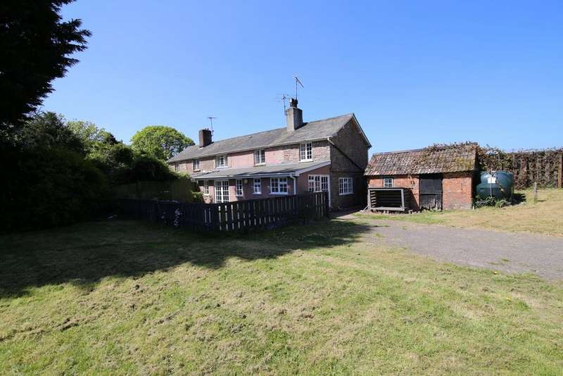 3 Bedrooms Cottage House for sale in Uffculme