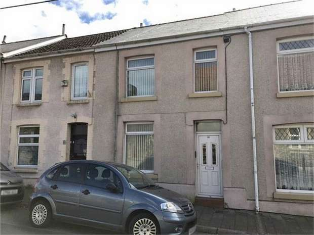 3 Bedrooms Terraced House for sale in Caerau Road, Maesteg, Mid Glamorgan