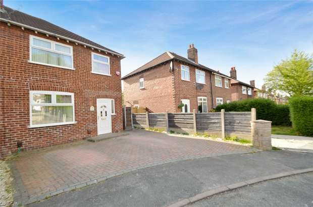 3 Bedrooms Semi Detached House for sale in Patterdale Road, Heaviley, Stockport