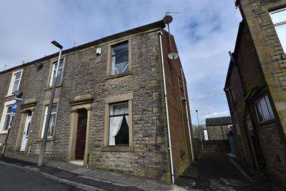 3 Bedrooms End Of Terrace House for sale in Northcote Street, Darwen, Lancashire