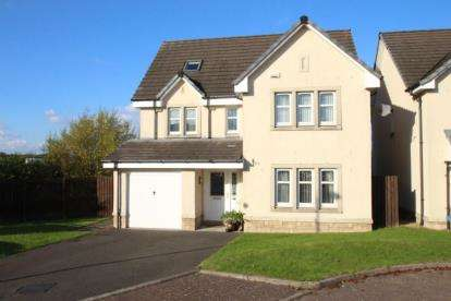 6 Bedrooms Detached House for sale in Mulloch Avenue, Falkirk