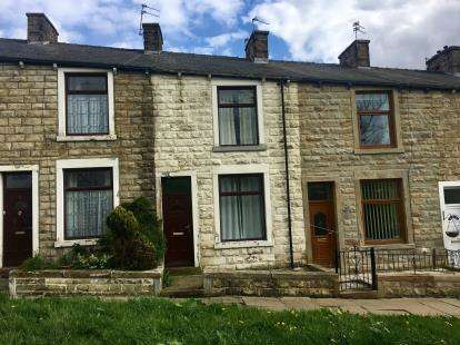 2 Bedrooms Terraced House for sale in Field Street, Padiham, Burnley, Lancashire, BB12