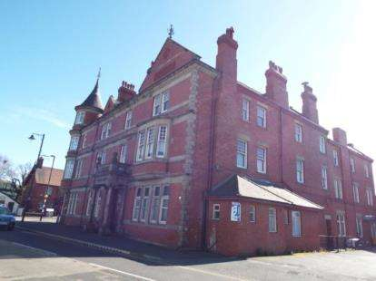 2 Bedrooms Flat for sale in Victoria Apartments, 3 Bastion Road, Prestatyn, Denbighshire, LL19