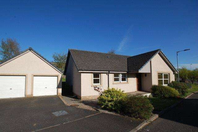 3 Bedrooms Detached Bungalow for sale in 4 The Old Vineries, Clovenfords, Galashiels, Scottish Borders, TD1