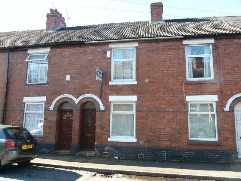 2 Bedrooms Terraced House for sale in Ridgway Street, Crewe