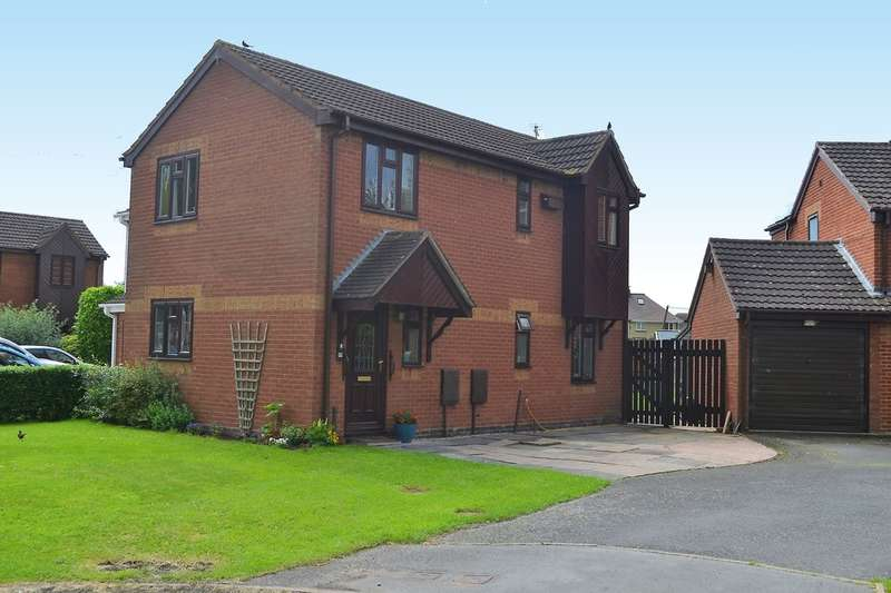 4 Bedrooms Detached House for sale in Millcroft Way, Handsacre, WS15 4TE