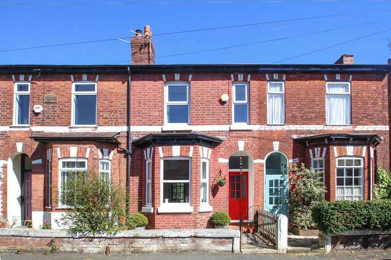 4 Bedrooms Terraced House for sale in North Grove, Urmston, Manchester, M41