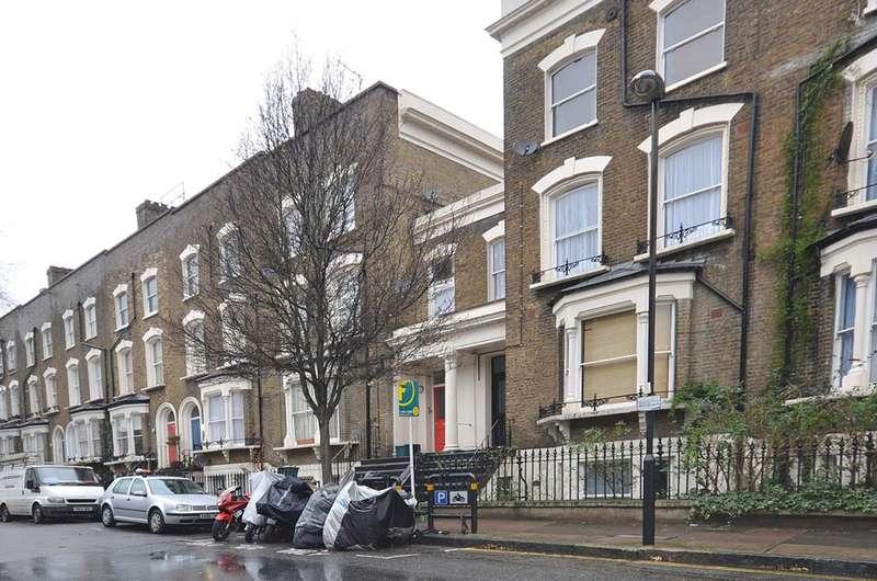 1 Bedroom Maisonette Flat for sale in Beresford Road, Highbury, N5