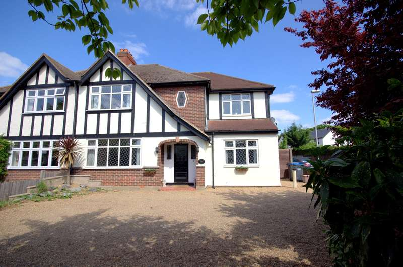 5 Bedrooms Semi Detached House for sale in New Malden