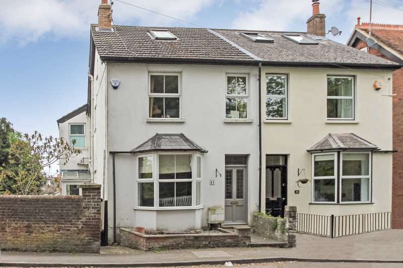 5 Bedrooms Semi Detached House for sale in Park Road, Tring, Hertfordshire