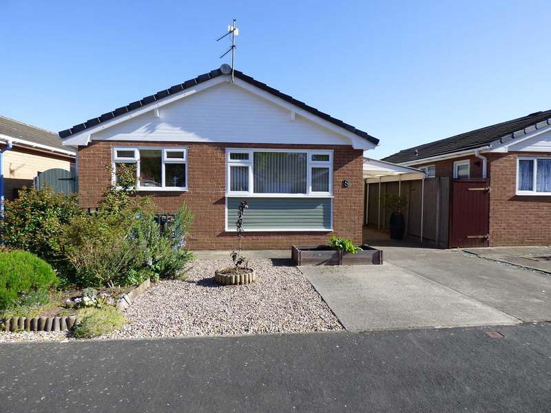 2 Bedrooms Detached Bungalow for sale in Reedyacre Place, South Park, Lytham.