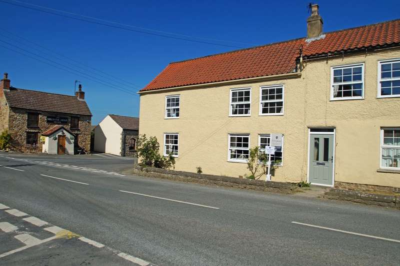 4 Bedrooms Semi Detached House for sale in Manor House, Well, Bedale, DL8 2QF