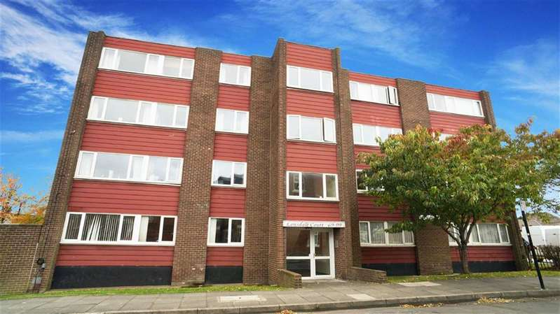1 Bedroom Flat for sale in Lonsdale Court, Jesmond, Newcastle Upon Tyne