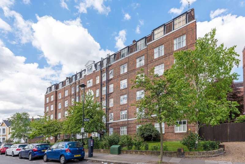 2 Bedrooms Flat for sale in Beaumont Court, Chiswick, W4