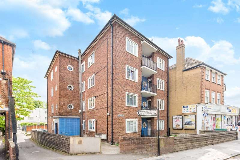 1 Bedroom Flat for sale in Gunnersbury Lane, Acton, W3